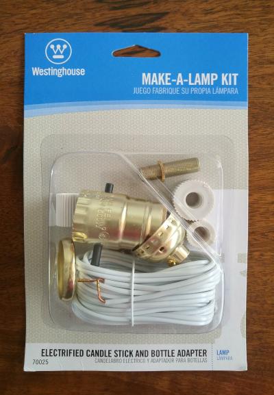 Lamp Kit Diy Ombre Concrete