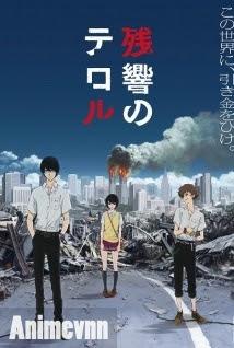Zankyou no Terror -  2014 Poster