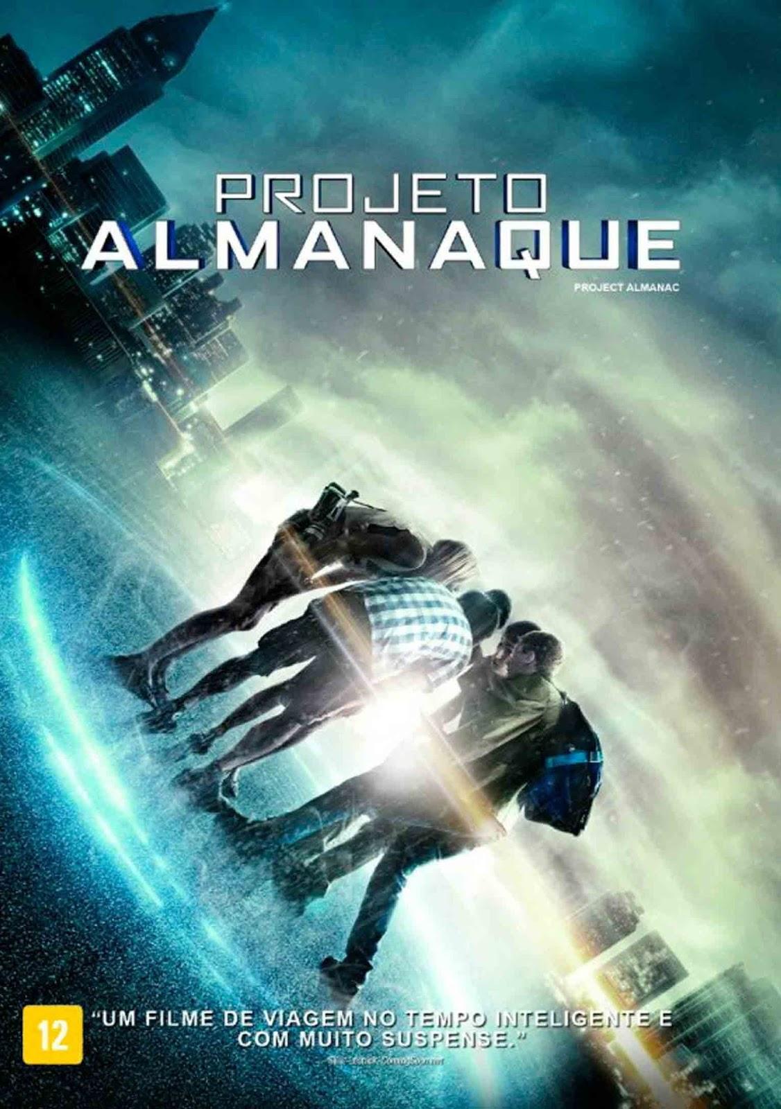 Projeto Almanaque Torrent - Blu-ray Rip 720p Dual Áudio (2015)