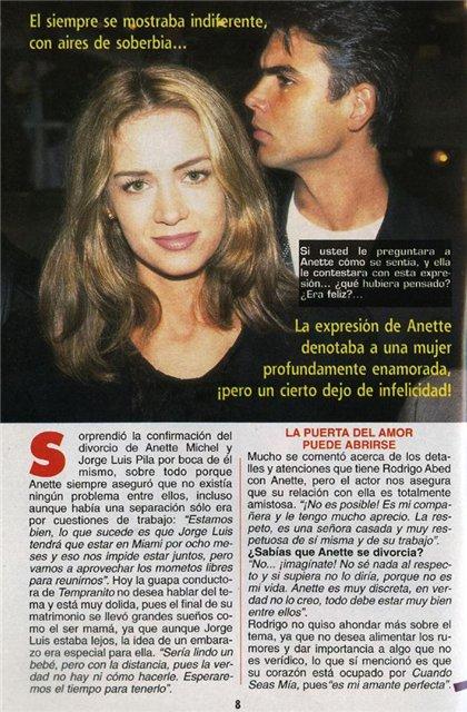Adictos AnetteMichel: Anette Michel En Portadas de Revistas