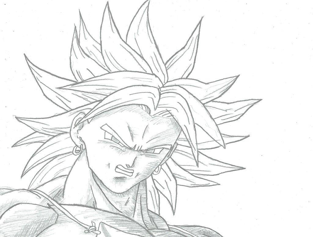 Blog Megadiverso Pintar Dragon Ball Z