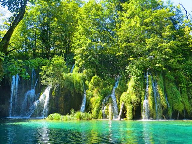 Plitvice National Park, Plitvice, Croatia, Zagreb, Interrail