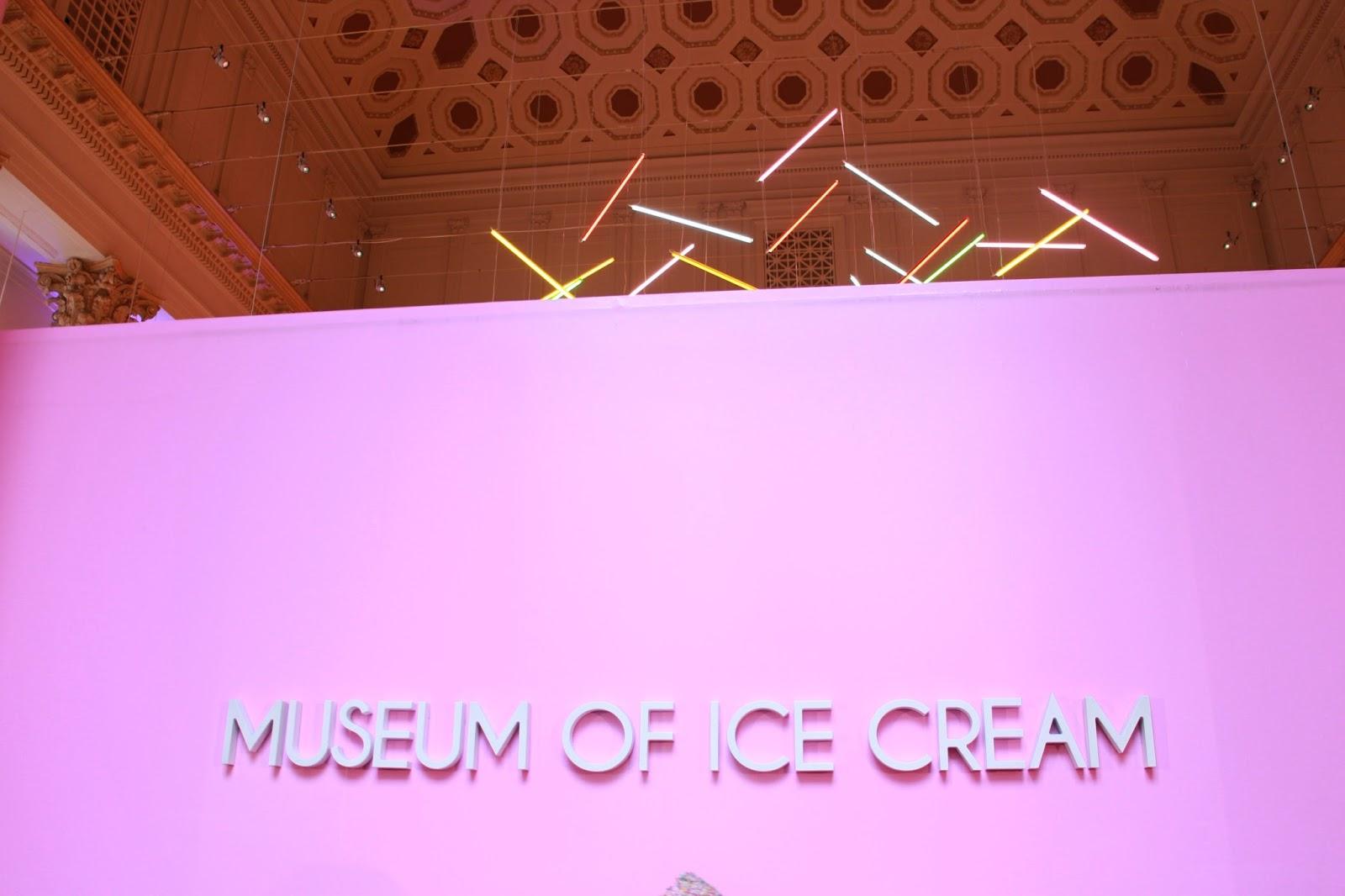 Museum of Ice Cream in SF //