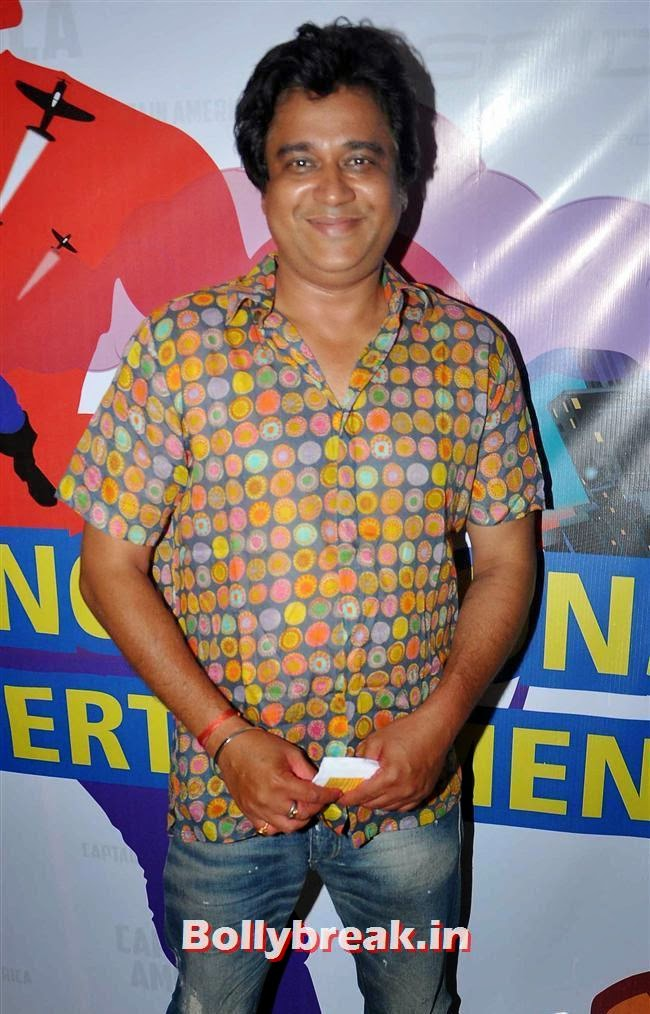 Manu Rishi, Ankhon Dekhi Movie Premiere Pics