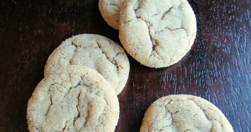 Cooking With Carlee: Soft and Spicy Molasses Cookies