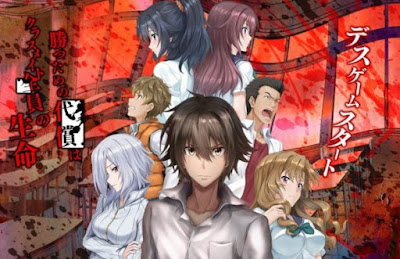 Murder Game Themed Anime's[Best Recommendations] - The Shy Anime Nerds