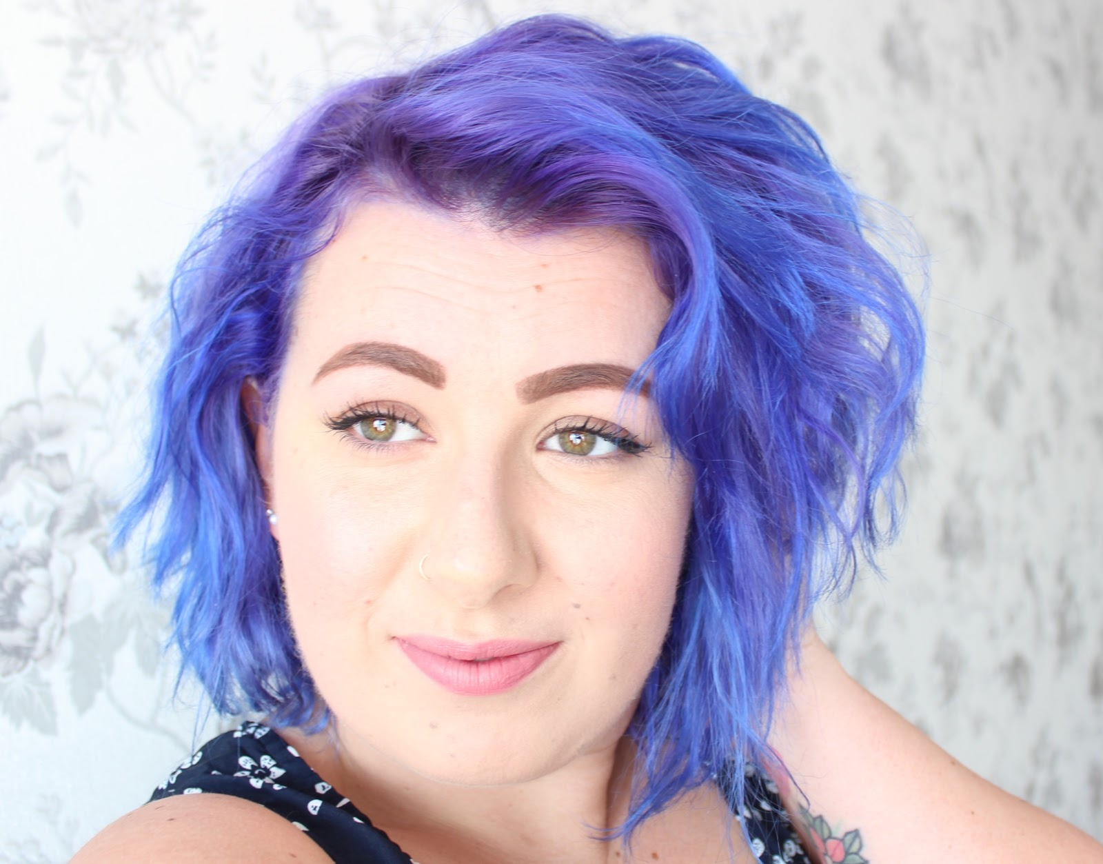l'oreal colorista indigo hair review