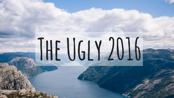 the good the bad and the ugly, 2016, new year, christmas, holiday, seasonal, review, depression