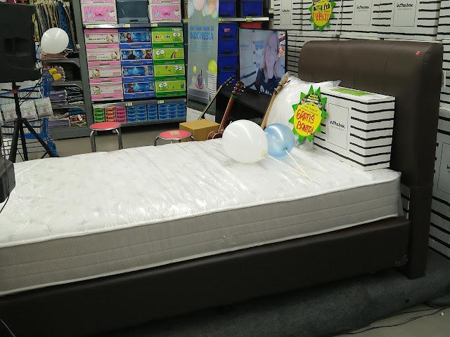 Praktis Dan Mudah Di Kirim, In The Box Bed, Tidur Berkualitas Di Kasur Berkualitas