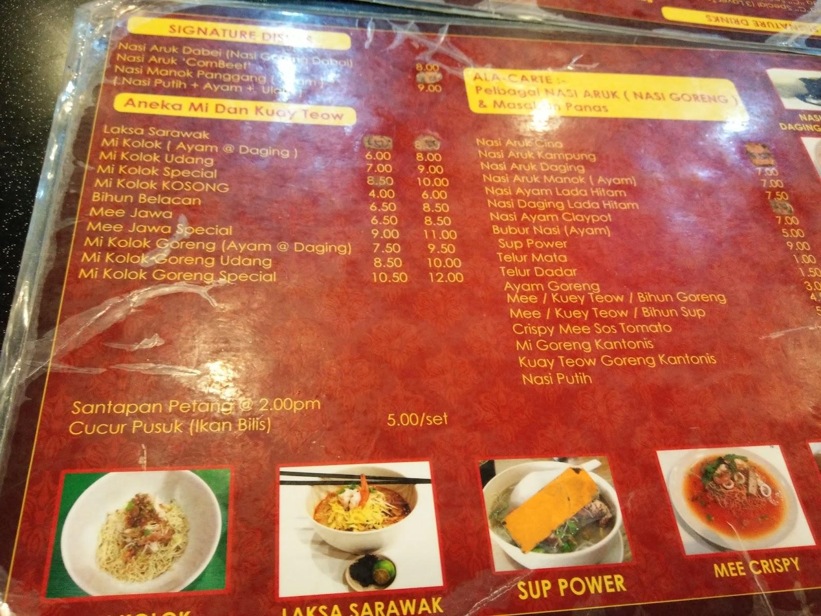 Nak Makan Laksa Sarawak Lagi Kena Tunggu Lepas Ramadhan Coretan