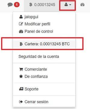 enviar bitcoin a otro exchange