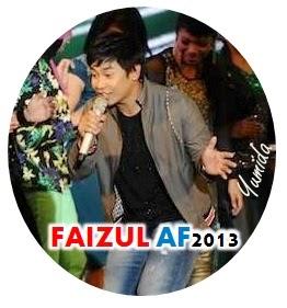 Lagu Faizul AF 2013: Sepasang Sayap