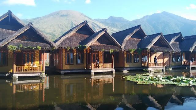 Berendam dan Menikmati Garut di Banyu Alam Resort Cipanas