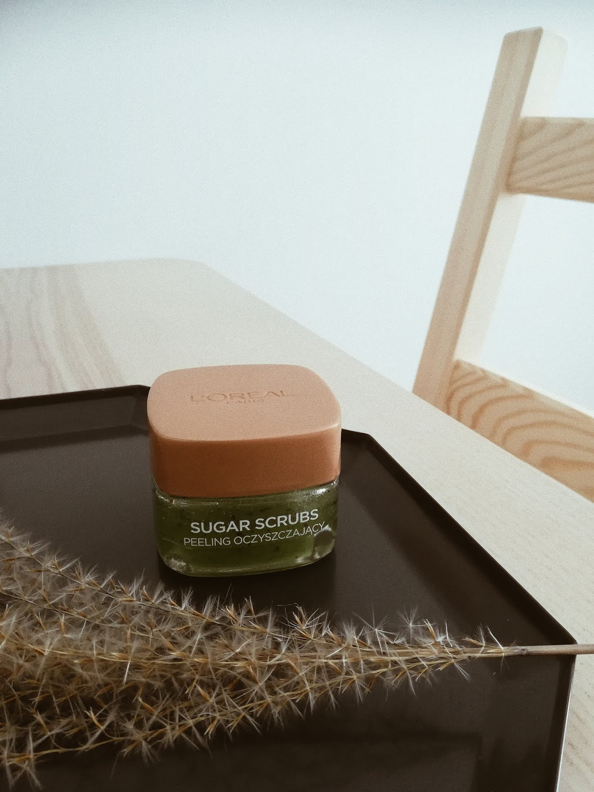 KIWI SUGAR SCRUBS LOREAL PARIS
