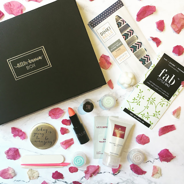 Lovelaughslipstick fashion beauty lifestyle blog little known box review