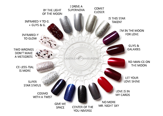 OPI Holiday 2015 Starlight Collection Review Photos Swatches