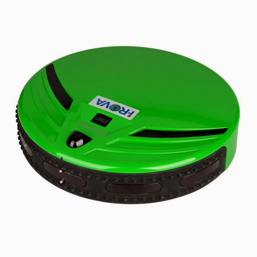Best I Rova Robot Vacuum Cleaner Review Xr510c Green Review