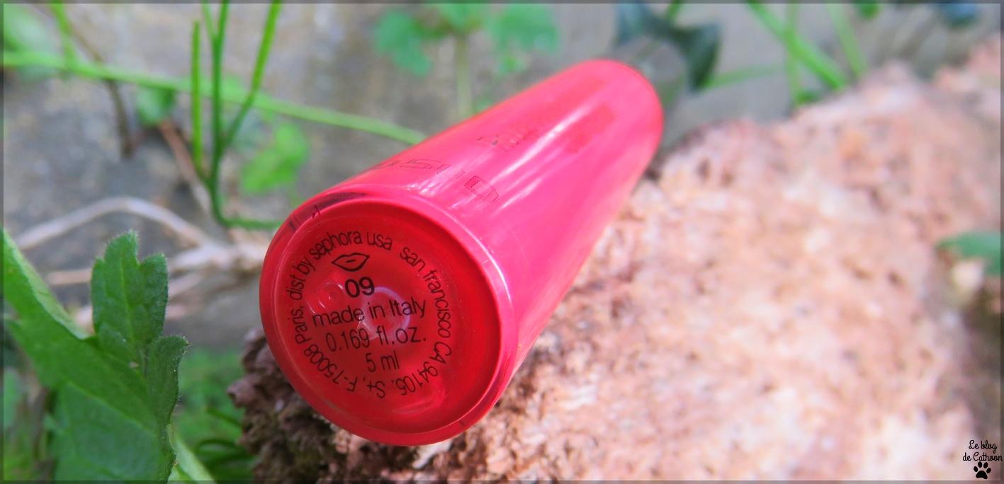 09 Watermelon Slice - Rouge Velouté Sans Transfert - Sephora