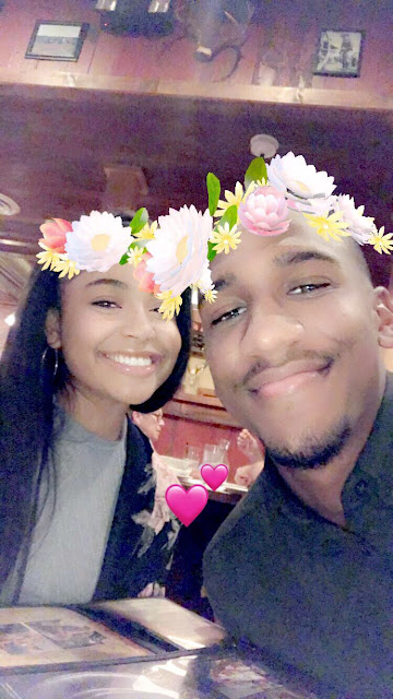 Young lady treats her male friend to a night out and gets a surprise when he asks her to be his girlfriend
