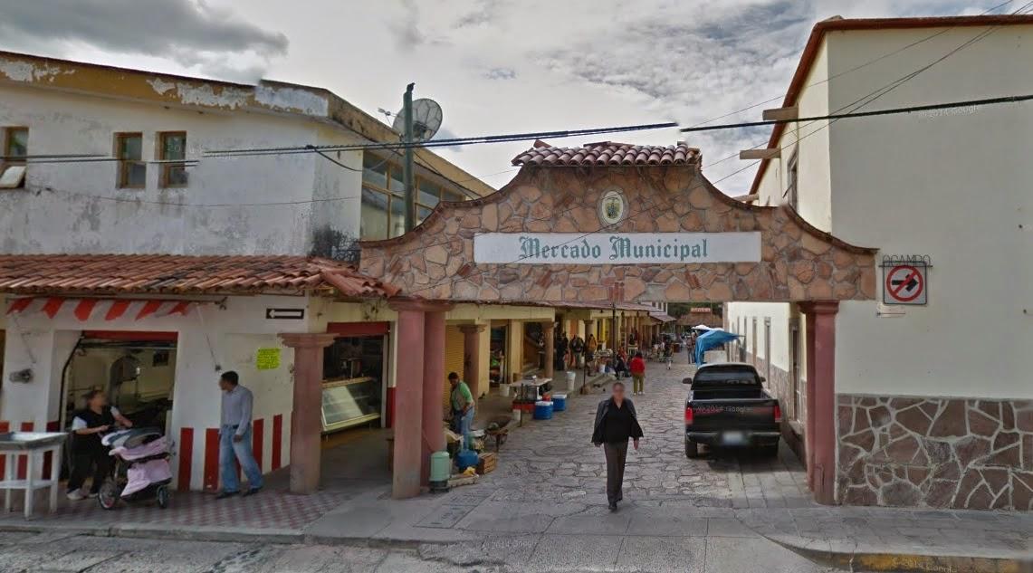 Blog De Información De Etzatlán: Blog De Información De Etzatlán: Remodelarán El Mercado