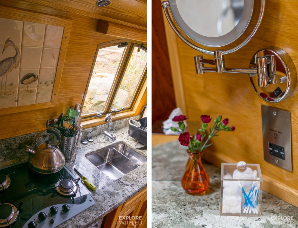 Beacon park boat kitchen