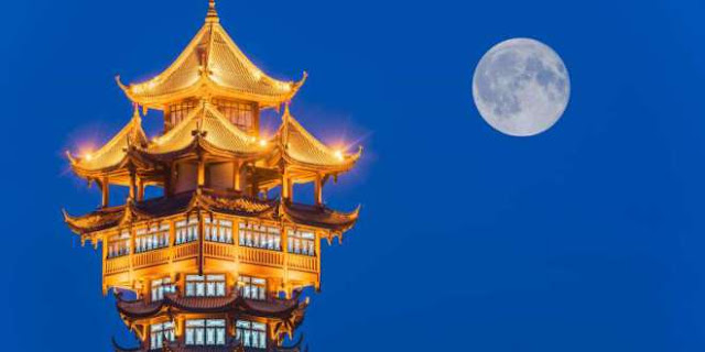 China to launch 'new moon' to replace streetlights - Trending News