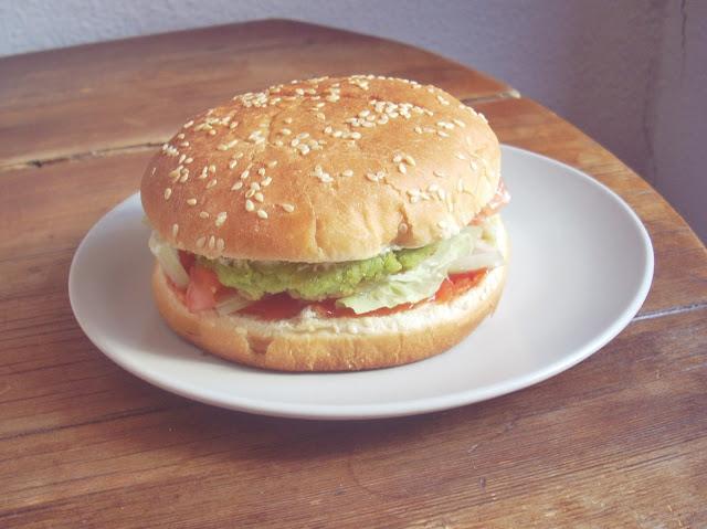 Hamburguesas vegetarianas!
