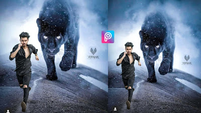 Vijay mahar black panther photo editing 2019
