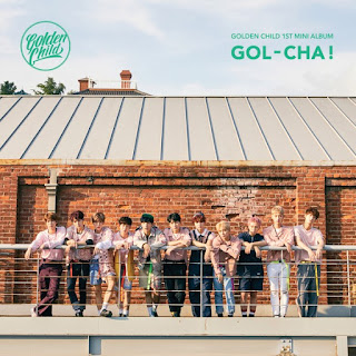 Download Mp3, MV, Video, [Mini Album] Golden Child – 1st Mini Album (Gol-Cha!)
