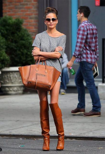 moda en botas para mujer
