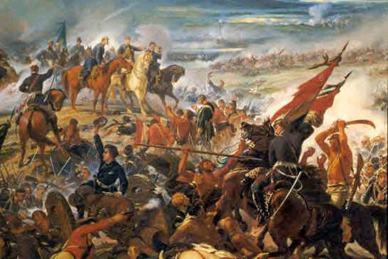 Guerra do Paraguai (1865 a 1870)