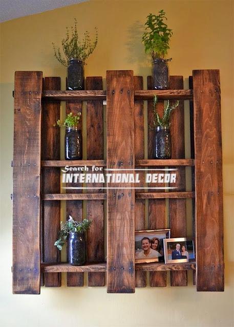 Recycle Disarm Fruit Creates Creative Shelf For Photos