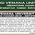YVUCET 2016 Hall tickets Download YVU PGCET Hall ticket