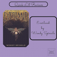 Everland by Wendy Spinale a quick lit review on Reading List