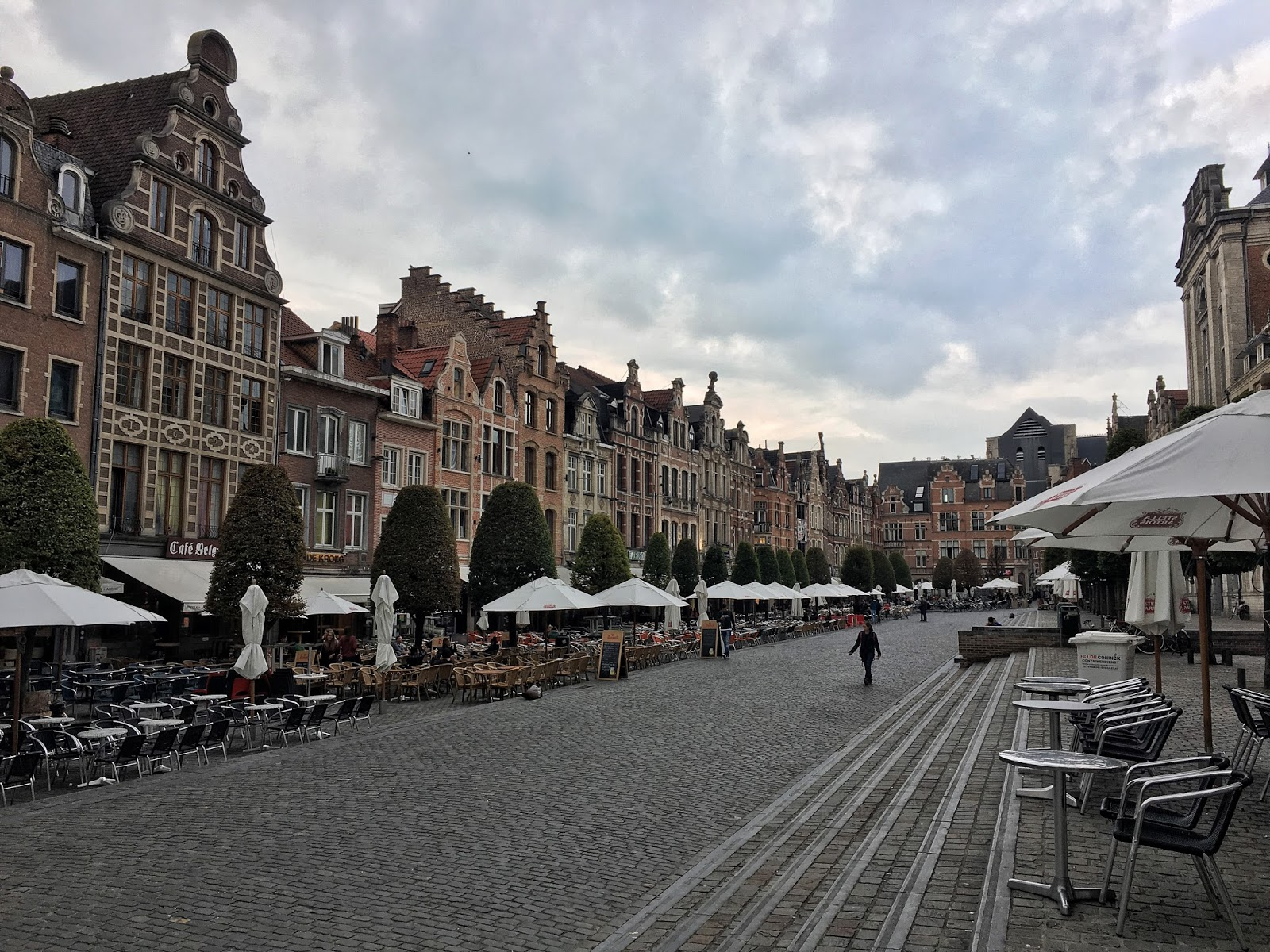 Leuven, Lovaň, Brussels, ejnets, travel blog