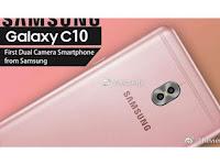 Mengintip Desain Samsung C10 Dan Juga Spesifikasinya