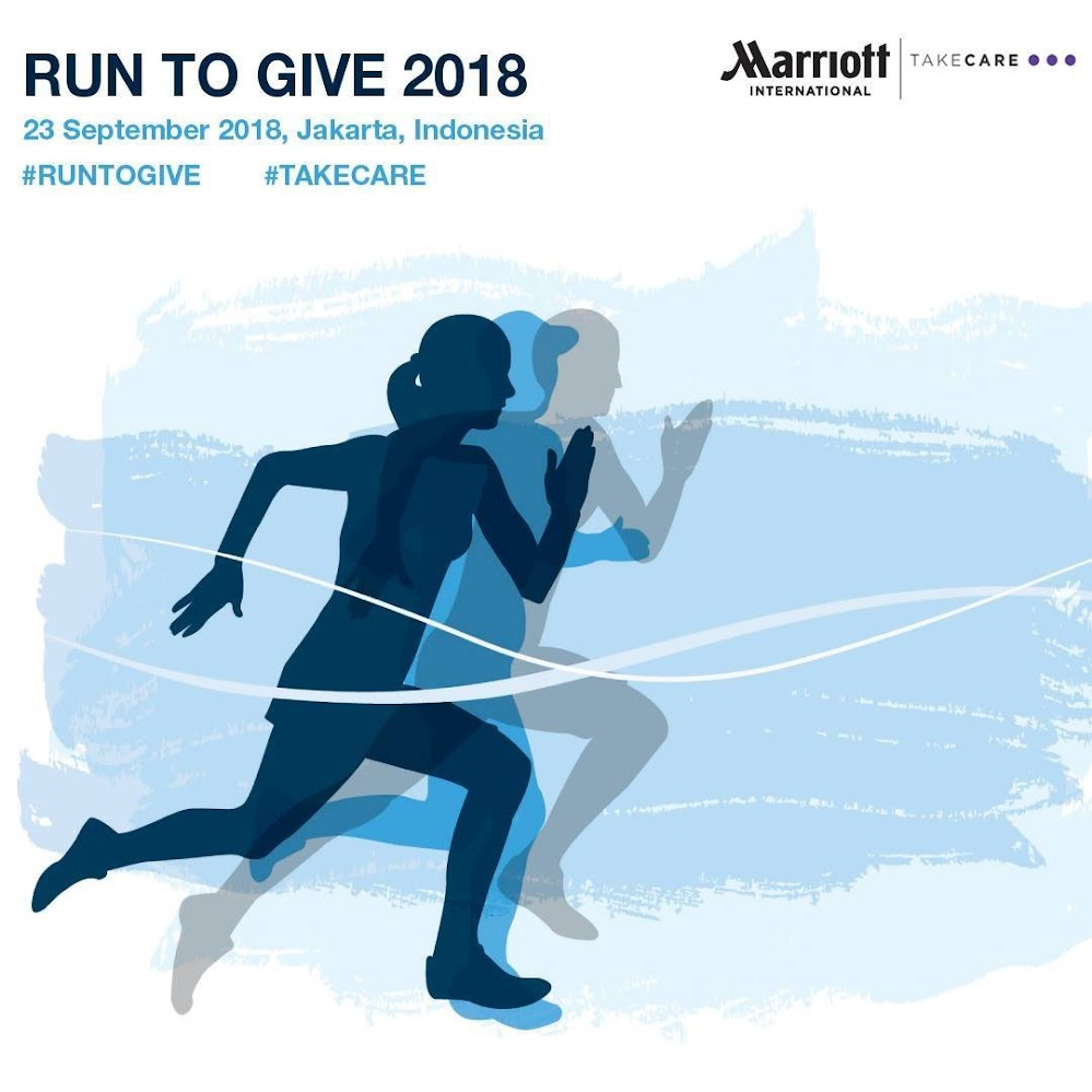Run To Give - Jakarta • 2018