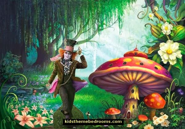 Wonderland Dresser