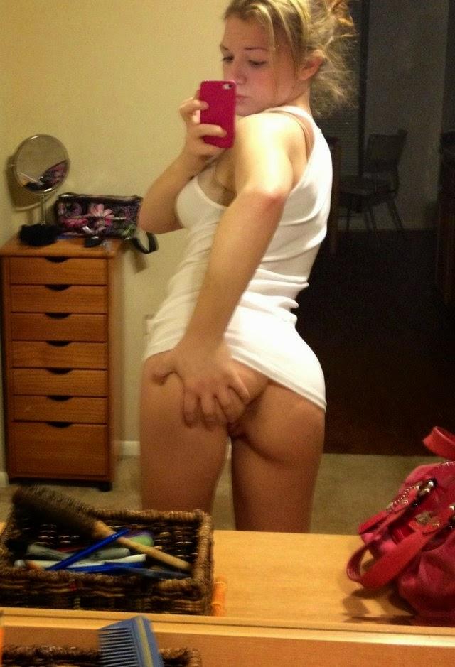 Girls apps ass nude selfie girl blonde selfie