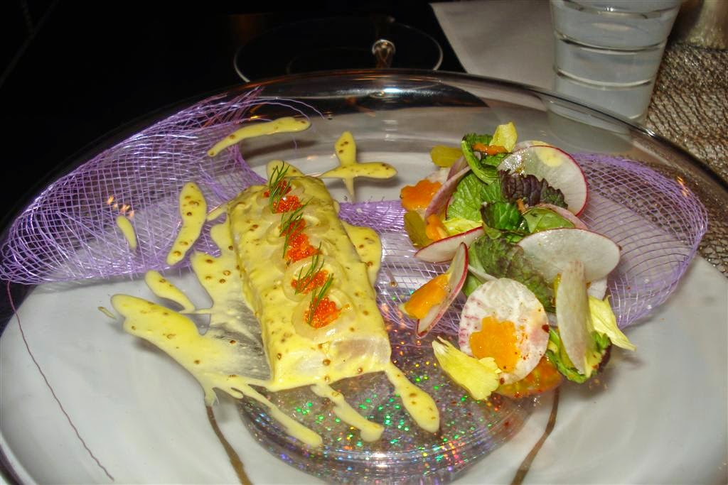 Restaurante Joël Robuchon em Las Vegas
