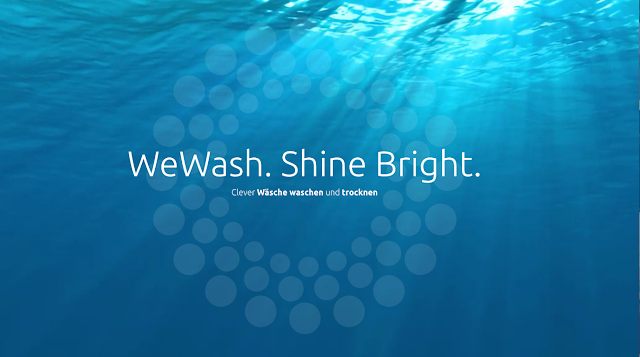 WeWash macht Gemeinschaftswaschen smart  | Kleine App, große Wirkung