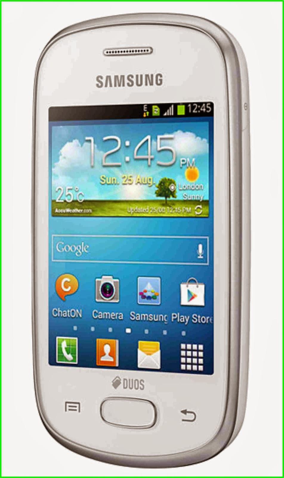 Mengenal Mobile Phone Murah Berbasis Android,samsung galaxy star,