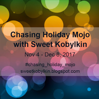 Chasing Holiday Mojo