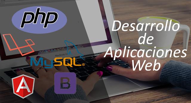 curso desarrollo aplicaciones web