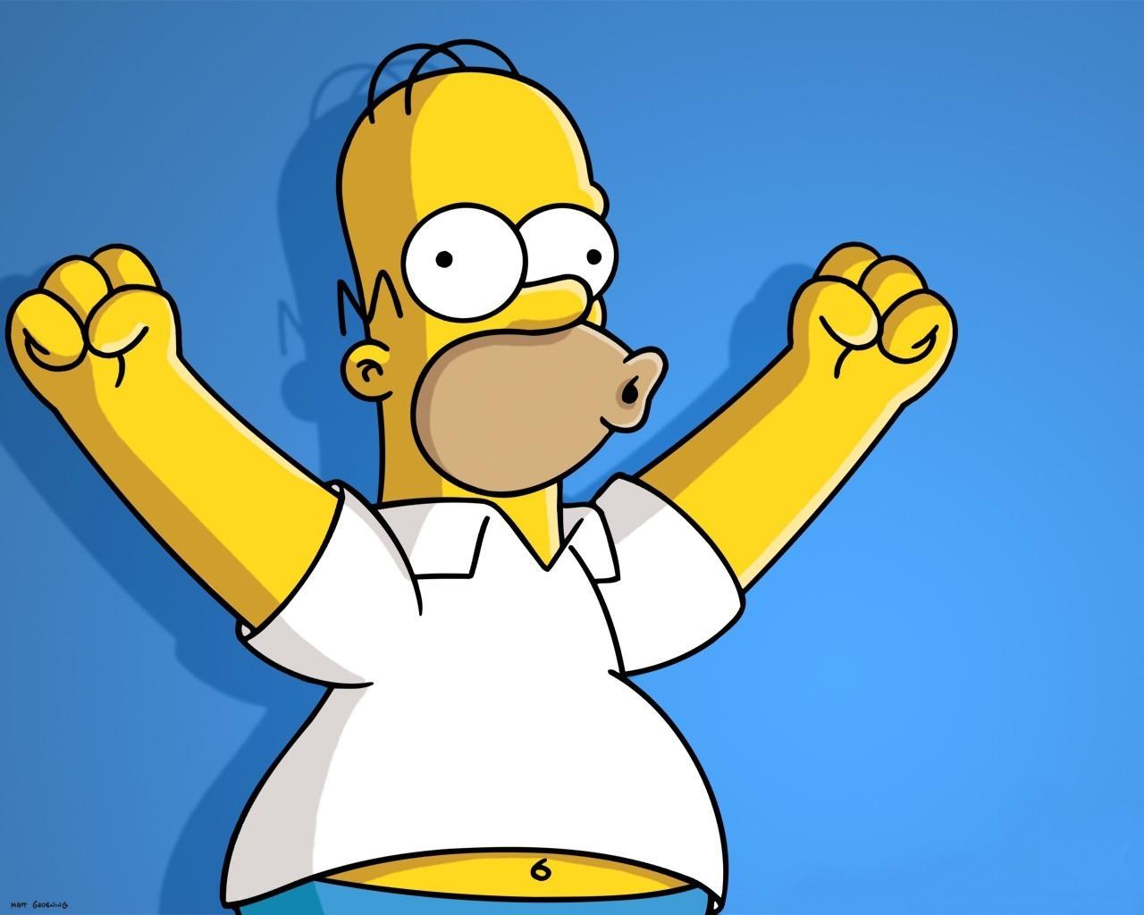 Tanıma: Simpsons karakterleri