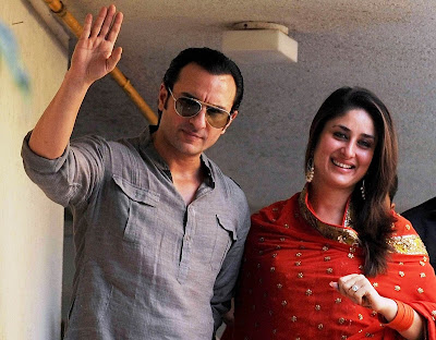 Saif Ali Khan clarifies Kareena Kapoor About Pregnancy. Pregnant says saif ali khan