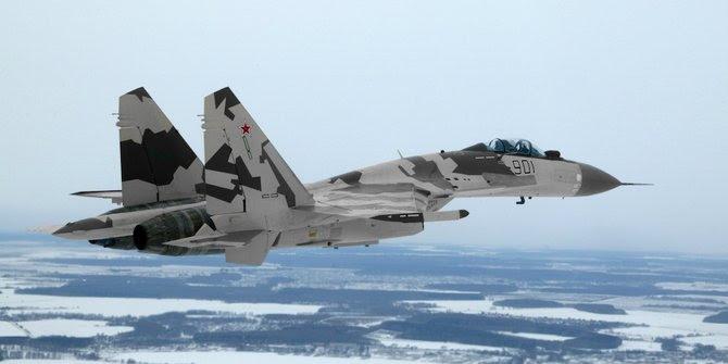 Perkuat Pertahanan, Pemerintah Indonesia Akan Beli 11 Pesawat Tempur Sukhoi SU-35