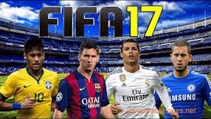 تحميل لعبة فيفا 17 FIFA للاندرويد مجانا