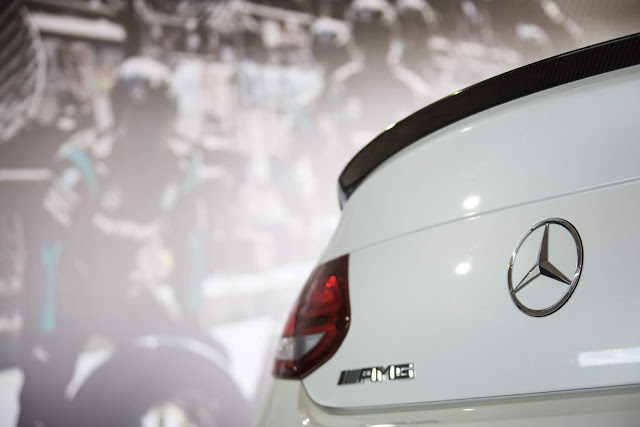 Mercedes-AMG C 63 S Coupé - Brasil - Preço
