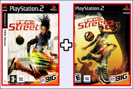 Download - Fifa Street 1 e 2 (PS2)